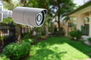 photo d'une camera de surveillance